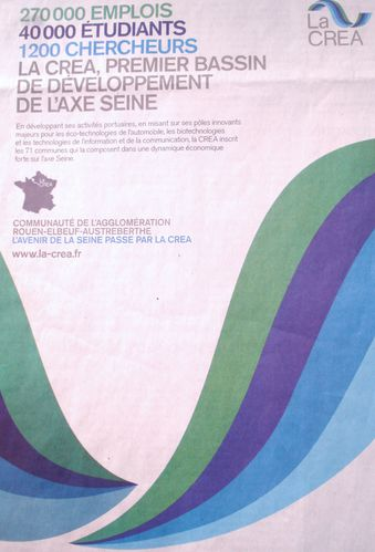 CREA, Axe Seine, marketing territorial