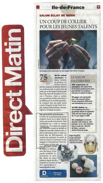direct matin