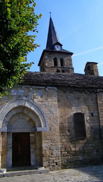 053 Église d'Era Mair de Diu dera Purificacion, Bossòst