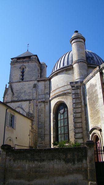 4103 Cathédrale St-Louis, La Rochelle