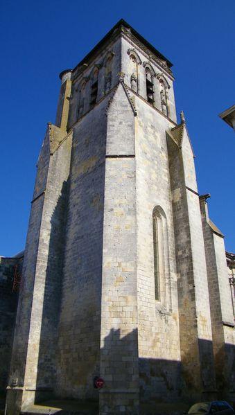 4104 Clocher St-Barthélemy, La Rochelle