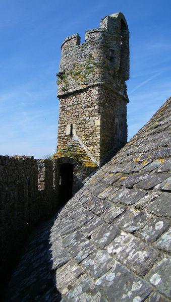 204 Turret, Château fort de Pirou
