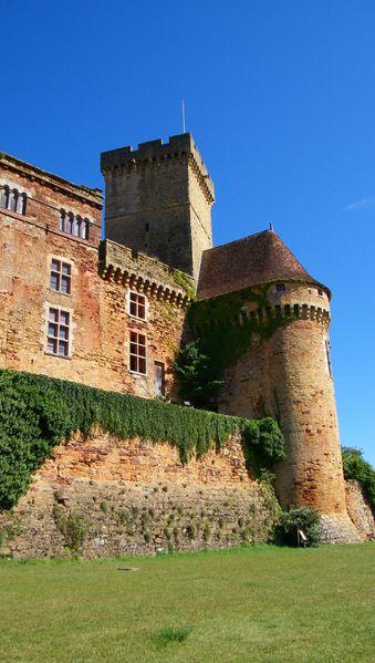 4106 Château de Castelnau-Bretenoux, Prudhomat