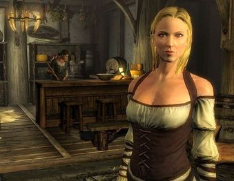 The Elder Scrolls 5 V Skyrim femmes ultra sexy photos et v