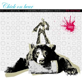 CHICK ON BEAR COVER 01