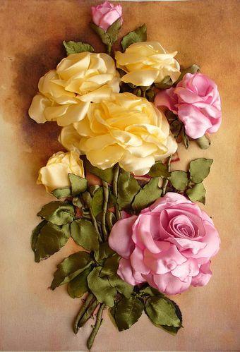 rose au ruban (5)