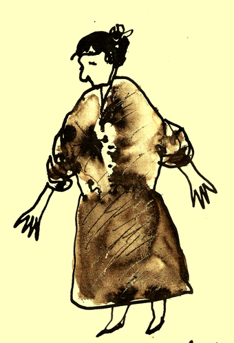la danseuse Eduardowa 1