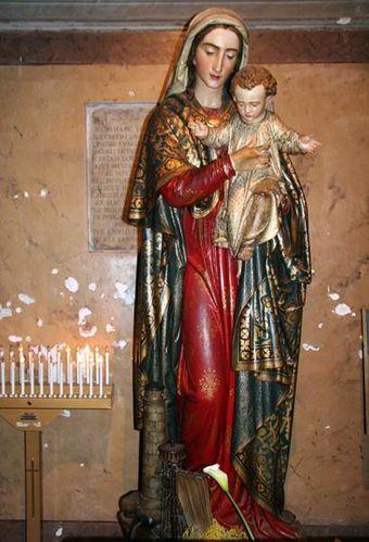 444g Rome, San Silvestro in Capite