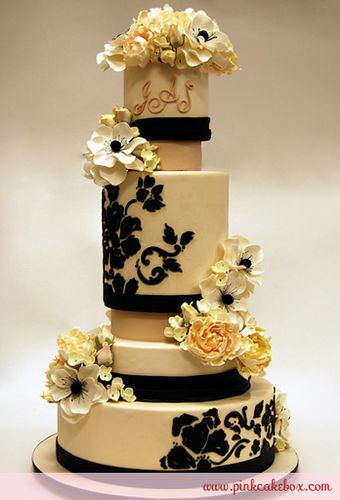 wedding cakes NB