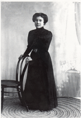 1917 - 00110 -Marcela Perez madre de Francisco dorado Pére