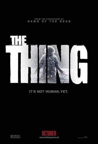 The Thing affiche