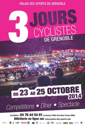 3 jours cyclistes