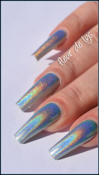 Vernis holographique Color Club