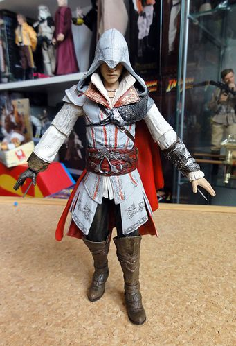 ASSASSIN CREED 2 EZIO 2 NECA