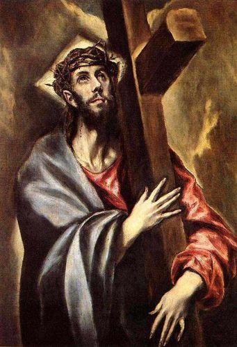 7Chemin de Croix Le Greco