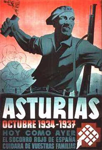OCTOBRE 1934-37-ASTURIES