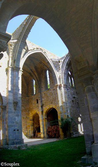 Abbaye de Villelongue 019
