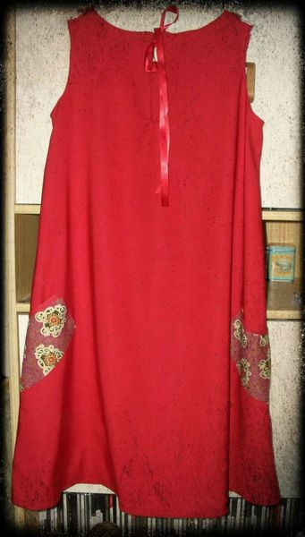 ROBE ROUGE DOS PhotoRedukto