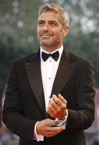George Clooney - Venise Film Festival