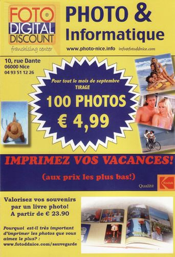 Foto Digital 100 photos