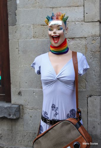 Gay Pride in Brussels 2011