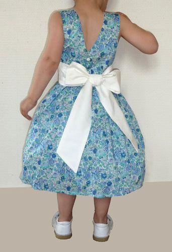 cortège Stéphanie robe fille 2