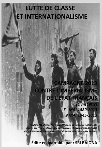 LIVRET INTERNATIONALISME(couverture)