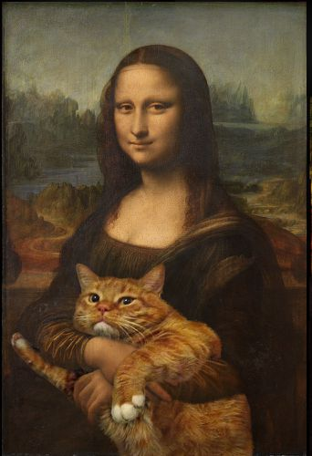 Leonardo da Vinci, Mona Lisa 02