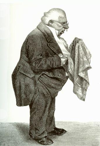 Hororé Daumier - 1a - Le carnet de Jimidi