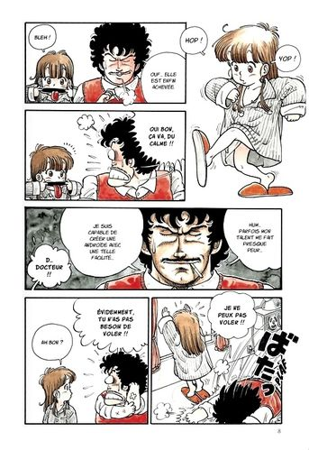 Dr Slump - Ultimate Edition 1 (planche)