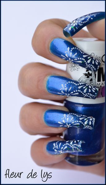 Nail Art Stamping