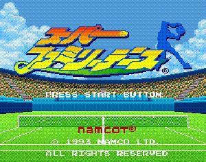 Super Family Tennis - Super Famicom - Harry Hardcore gamer