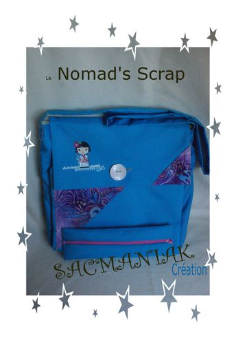 nomadscrap-SacManiak-creation