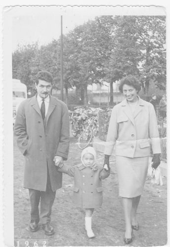 famille 1962