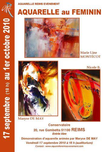 affiche -par mail- expo 2010