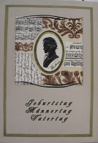 Bildtafel Komponist