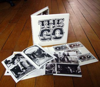 The GO - Unreleased 1996-2007