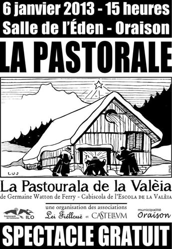 pastorale oraison