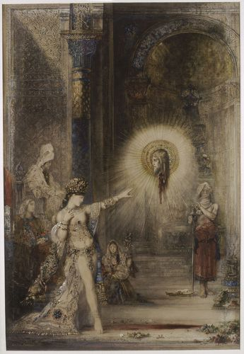 L'Apparition Gustave moreau