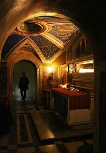 415h Rome, Santa Francesca Romana