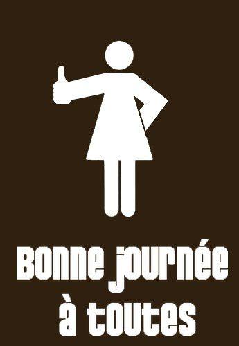 La journée des femmes, à Saint Germain en Laye