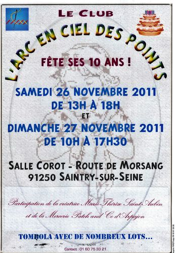 EXPO SAINTRY