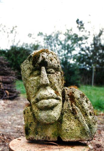 Statue Pâques 2