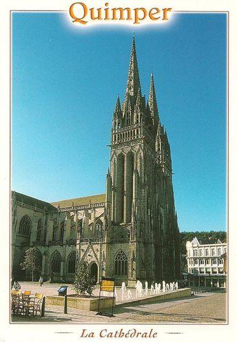 cathedrale saint corentin