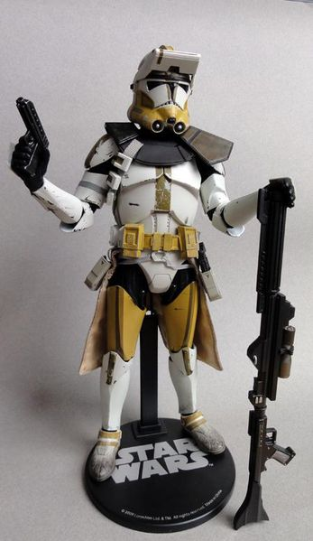 SIDESHOW COMMANDER BLY 2