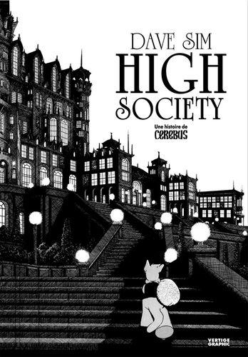 dave sim high society cerebus