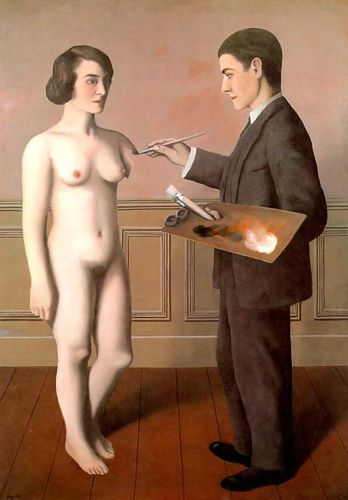 Rene+Magritte+-+Attempting+The+Impossible+