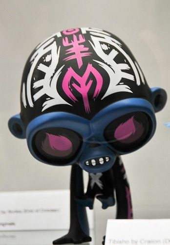 New Art Toys Chaos Monkey by Bunka x Artoyz