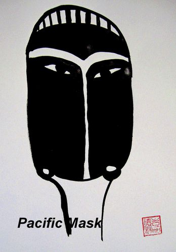 Black and White Mask (2)-copie-1
