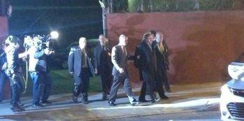 G Depardieu dans le rôle de DSK pour un film est arrêté